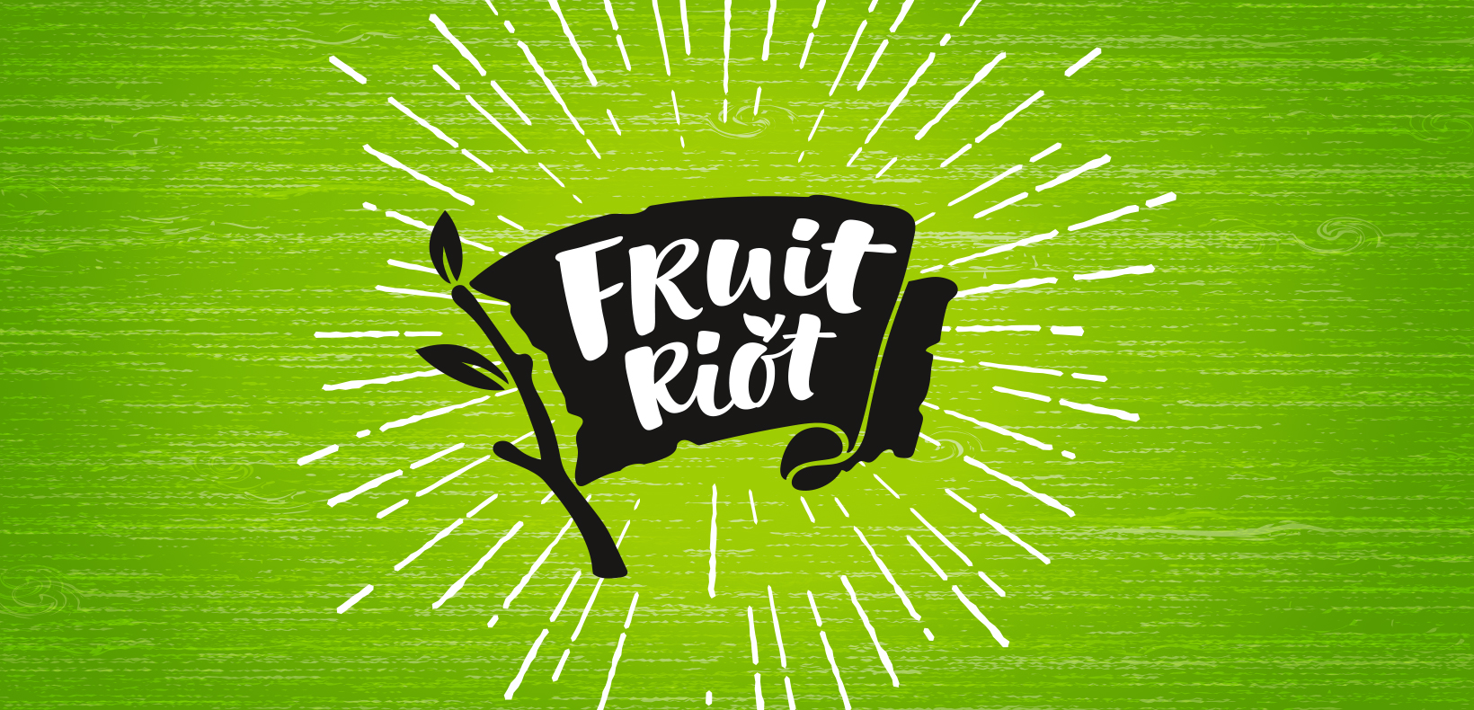 Логотип Fruit Riot