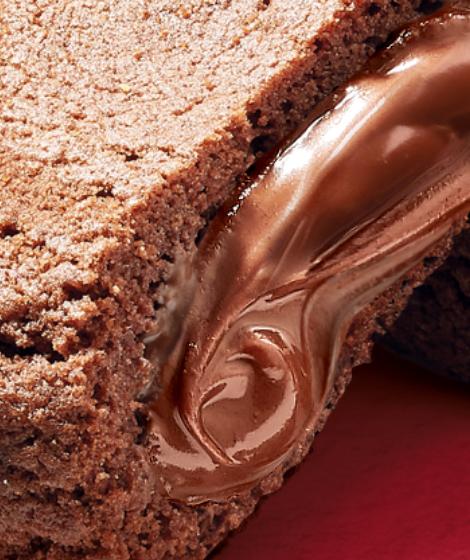 """шоколадное печень с мягкой начинкой Roshen """"Esmeralda"""""""