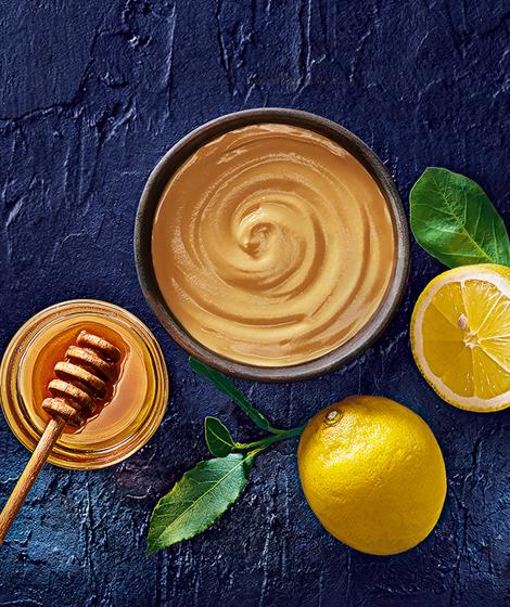 горчица лимон Торчин