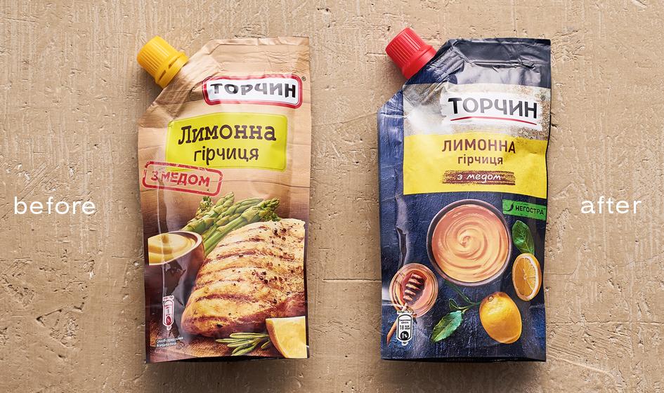 упаковка Торчин горчица