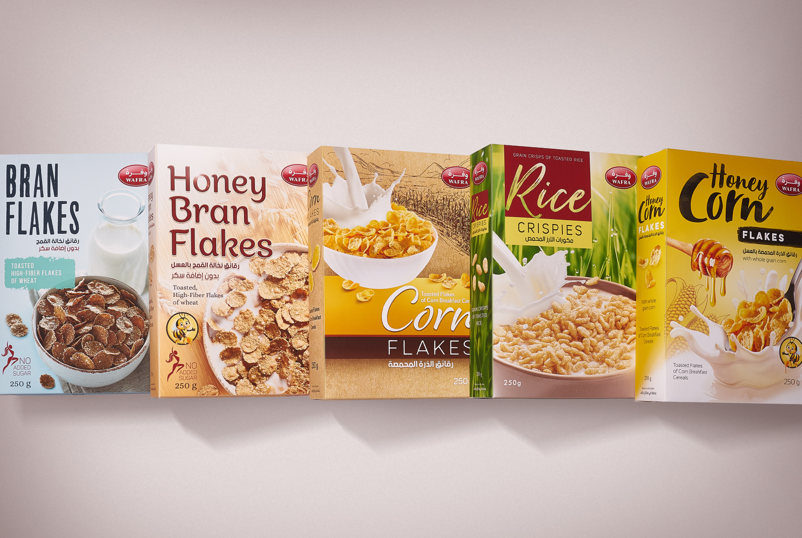 дизайн упаковки сухих завтраков