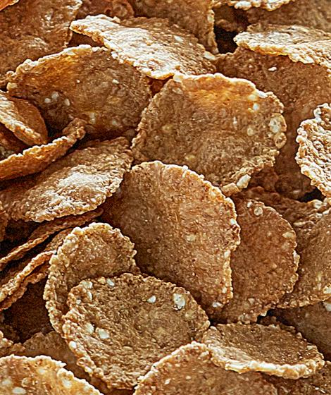 кукурузные холопья продуктовое фото
