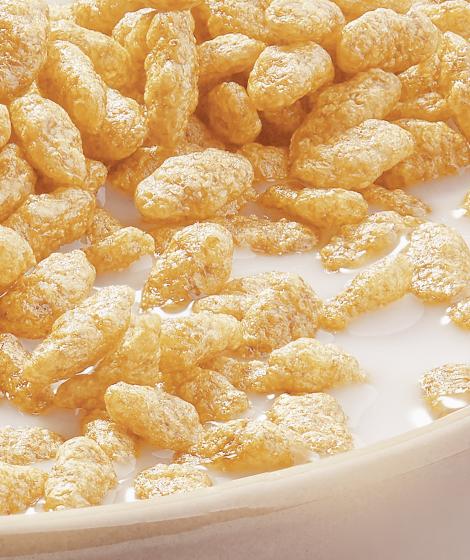 рисовые криспы продуктовое фото