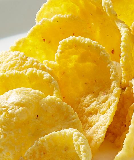 кукурузные хлопья продуктовое фото