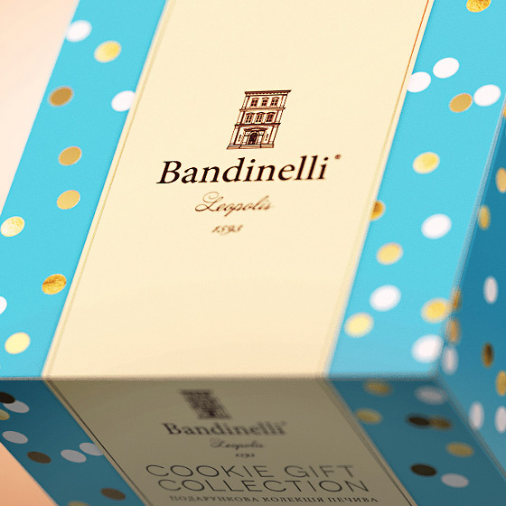 печенье кантучинни Bandinelli