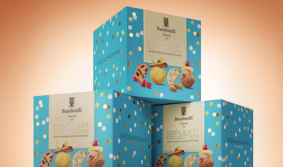 Bandinelli печень кантучинни