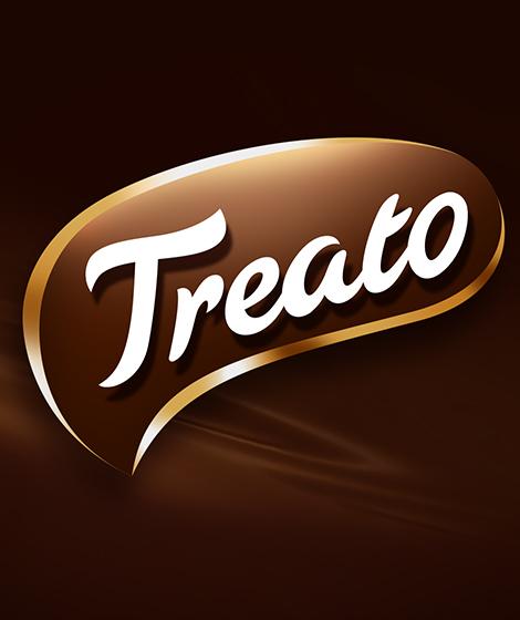 логотип Treato печенье